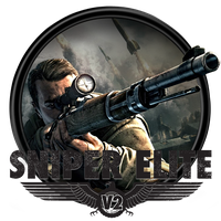 Sniper Elite V2 Dock Icon by OutlawNinja