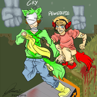 Pewdie And Cry by Archychan06