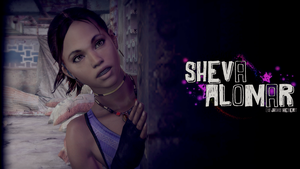 Sheva Alomar - Wallpaper by JhonyHebert