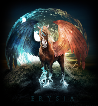 Erysia by Mourgebeast