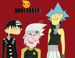 Soul Edder by VoiceOfTheOutcasts