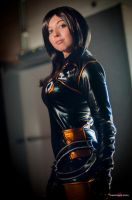 Miranda Lawson by fabiohazard