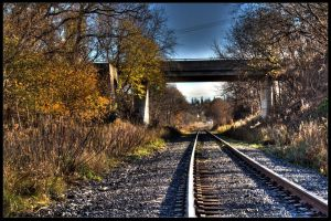HDR Train by MrWicked0