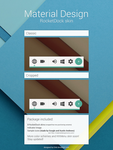 Material Design skin by l24d