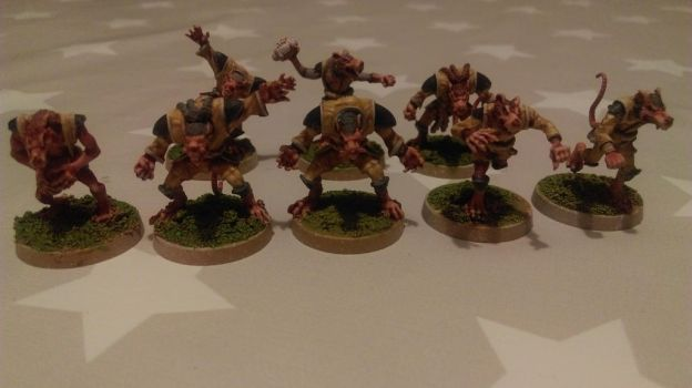 hand of death linemen by teobald