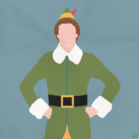 Buddy the Elf (Simplistic) by Geoffery10
