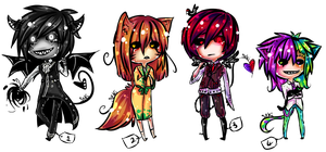 Male Adopts CLOSED by Sneuki