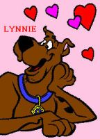 Scooby for Lynnie by pommy-girl