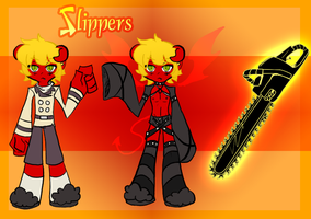 .:PSWG: Slippers REQUEST:. by Goddess-of-BUTTSECKS