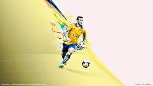 Jack Wilshere 0880 by namo,7 by 445578gfx
