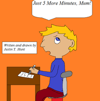 Just 5 more minutes pt.1 by thetrans4master
