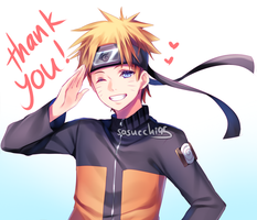 thank you, naruto by sasucchi95
