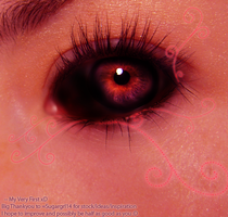 MY Very first eye Manip by Timesplitter92