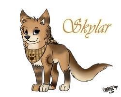 Skylar by CrEEdEncE004