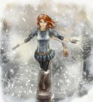 Winter freedom by RedCorpse-Dezzer
