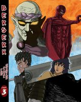 Berserk Final Chapter 3 Cover by ccs1989