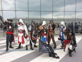 Assassins's Creed Cosplay Italian Community #2 by 6Silver9
