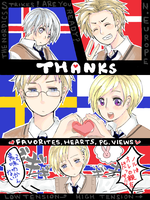 APH: The Nordics by milei