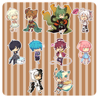 Mini cheebs by chocomin