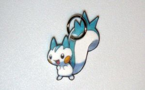 Pokemon Pachirisu Charm by starprints