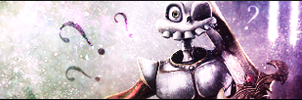 Sir Daniel Fortesque Banner - PASBR by BloodyViruz