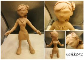 Stop Motion Maquette by makkerz