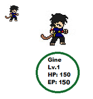 Gine,Mother of Goku by 3DFootFan