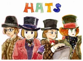 the HATS by amoykid