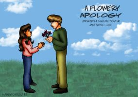 Benji's Flowery Apology by MandiPope