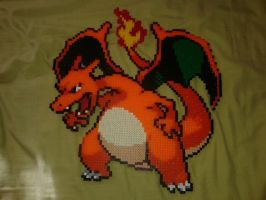 Huge Charizard by Jesusclon