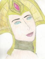 Cassiopeia by LadyLewind