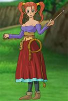 Dragon Quest VIII - Jessica by hyakugojuuichi