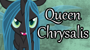 Queen Chrysalis by Animalsss
