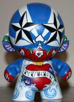 MUNNY LOVE by machinegunbettie