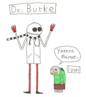 Dr Burke and Ivan by Mr-Illusionist-1331