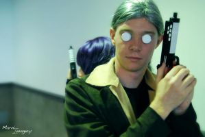 Batou by Marni-Magery