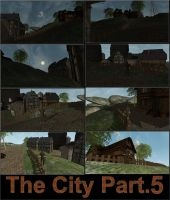 The City Part.5 by DennisH2010