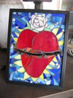 Sacred Heart by SequentialGlass