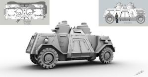 Tank concept by emminent