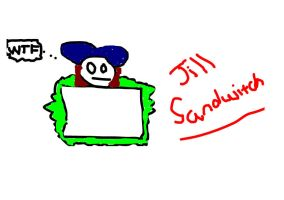 Jill Sandwitch by STARSMember930