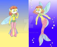 Pearl the Flying Fish by ritinha2
