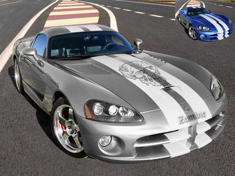 chrome Viper by b390