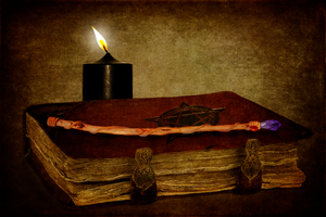 Book of Shadows by Inadesign