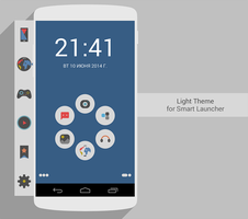 SmartLauncher Theme Light by Karsakoff