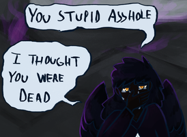 i cried while drawing this by JasperLizard