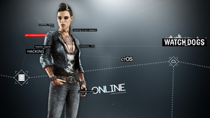 Watch Dogs - Clara Lille by Thyrring