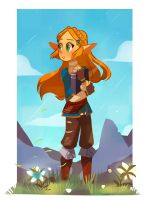 Breath of the Wild by AninhaT-T
