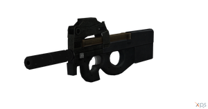 P90 Suppressed by sadow1213