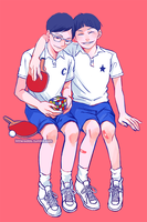 PING PONG by reddii