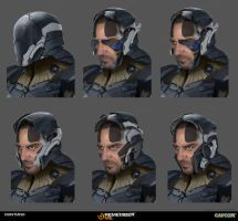 Remember me_enforcer Helmet by jamga